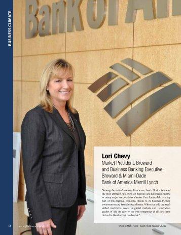 Lori Chevy - Broward Alliance