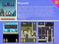 Meganoid - Get Mobile game