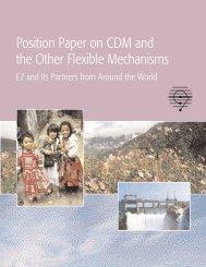 CDM pour PDF - Global Sustainable Electricity Partnership