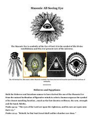 Masonic All S Masonic All Seeing Eye