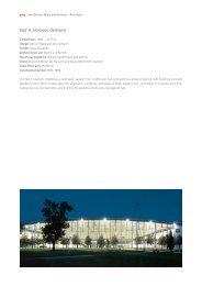 Hall 4, Hanover, Germany - gmp Architekten von Gerkan, Marg und ...