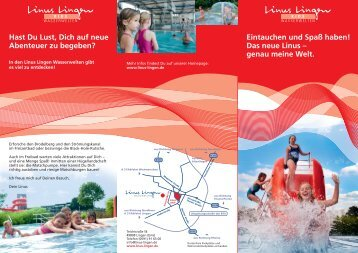 Unser Kids-Flyer - Linus Lingen