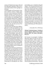 Rezension von Jochim Goetz: Michael Schmidt-Salomon, Stollbergs ...