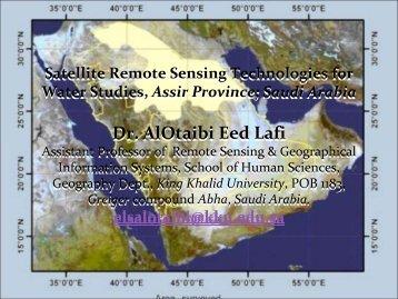 Saudi Arabia Dr. AlOtaibi Eed Lafi