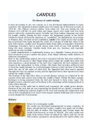 CANDLES - Grand Lodge Bet-El