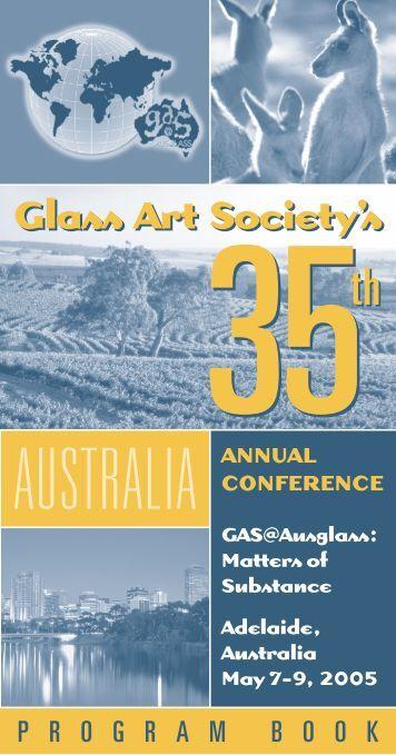 toss after 5/1/05 - Glass Art Society