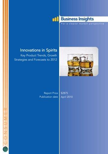 Brochure & Fax-Back Order Form - Business Insights