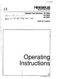 Heraeus HC 0020 0033 0057 manual ENG.pdf - Gemini BV