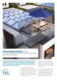Applegreen Homes - Glasgow Caledonian University
