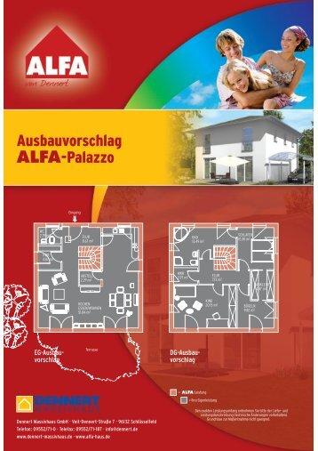 Ausbauvorschlag ALFA-Palazzo - GIF-Immobilien