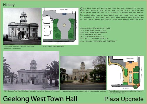 Geelong West Plaza presentation (PDF - 515 KB) - City of Greater ...