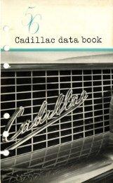 1956 Cadillac - GM Heritage Center