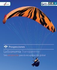 La Economía Transparente - Global Reporting Initiative