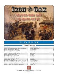 Play Book (as published) - GMT Games