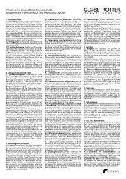 PDF, 380 kb - Globetrotter