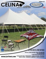 Catalog - Celina Tent