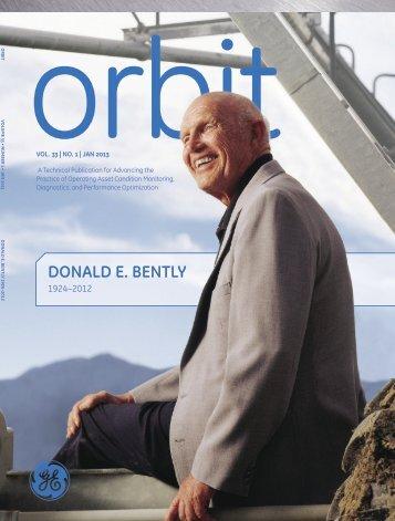 DONALD E. BENTLY - GE Measurement & Control