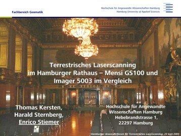 Mensi GS100 Und - Geomatik-hamburg.de