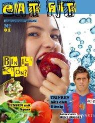 Jugendmagazin Eat Fit - Gesundheit.bs.ch - Basel-Stadt