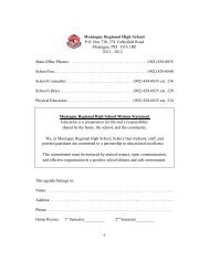 Student Handbook - Department of Education and Early Childhood ...