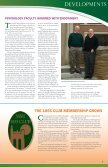 SPRING 2009 DEVELOPMENTS - Giving to MSU - Michigan State ... - Page 3