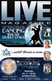 LIVE Magazine Vol 7, Issue #170, November 15, 2013