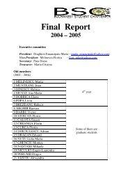 Final Report 2004 ? 2005 - geo.edu.ro