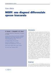 G It Diabetol Metab 2011 - Giornale Italiano di Diabetologia e ...