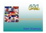Ergebnisse der Gruppe aus Vicenza als PDF-Datei