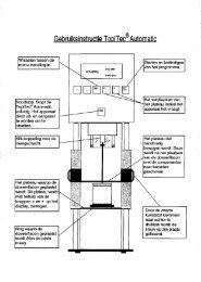 TopiTec gebruiksaanwijzing.pdf - Gemini BV
