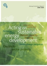June 2009 PDF - 16 pages - 3.0 MB - Global Sustainable Electricity ...