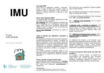 info IMU ital