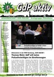 Publisher GdP aktiv 2011-06-20.pub - GdP Mannheim