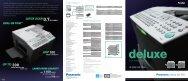 Plain Paper Laser Fax UF-8200 | UF-7200