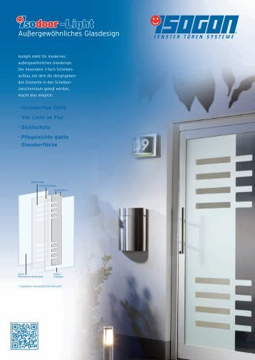 ISODOOR Light - Geme-fenster.de