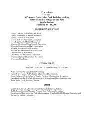 2007 Sponsors Proceedings - GLPTI