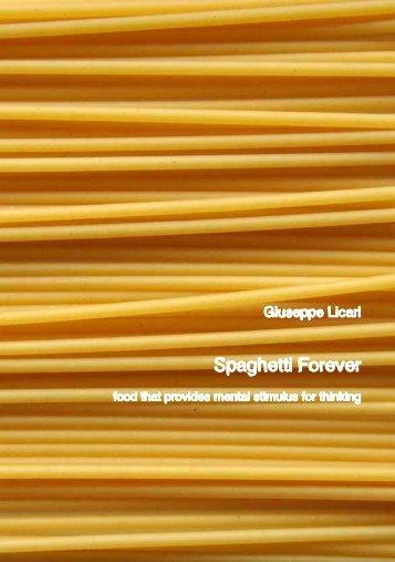 Spaghetti Forever - Giuseppe Licari