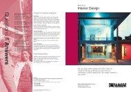 A4 BNE INTERIOR DESIGN.lft - Glasgow Caledonian University
