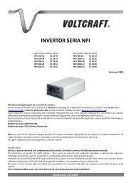 INVERTOR SERIA NPI - German Electronics