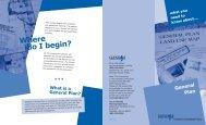 General Plan Brochure - City of Glendale