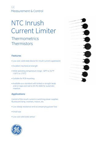 how to use inrush current limiter