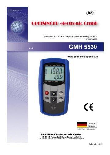 Cod produs 102959 - German Electronics