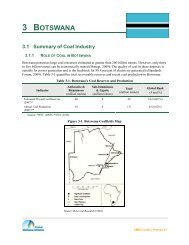Coal Mine Methane Country Profiles - Global Methane Initiative