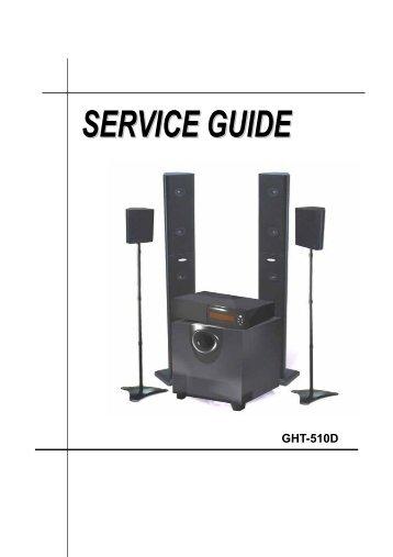 GHT-510D - Genius