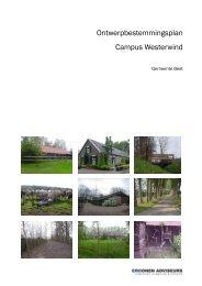 12040 - ontwerp bestemmingsplan 'Campus ... - Gemeente Best