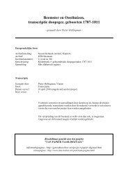 transcript geb. 1787-1811 - Geneaknowhow.net