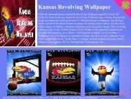 Kansas Revolving Wallpaper - Get Mobile game