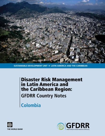 Colombia - GFDRR
