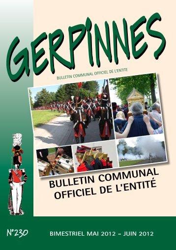 mai - Gerpinnes