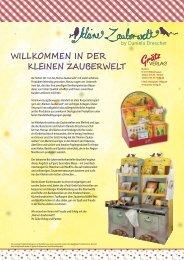 Willkommen in der kleinen Zauberwelt - Beim Grätz Verlag